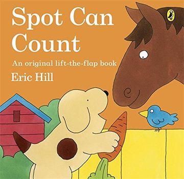portada Spot can Count (libro en Inglés)