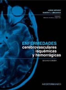 portada enfermedades cerebrovasculares isquémicas y hemorrágicas