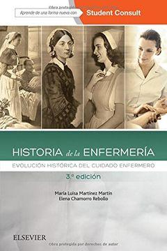 portada Historia de la Enfermería - 3ª Edición