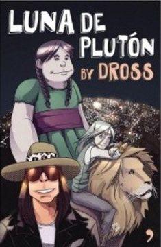portada Luna de Plutón (Luna de Plutón #1)