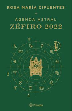 portada (Pre venta) Agenda Astral Zéfiro 2022
