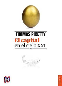 portada El Capital en el Siglo xxi