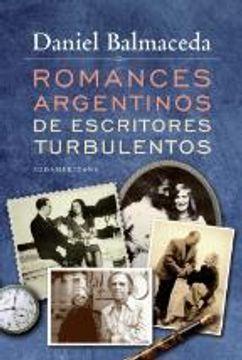 portada Romances argentinos de escritores turbulentos