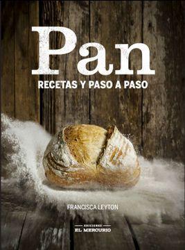 portada Pan: Recetas Paso a Paso