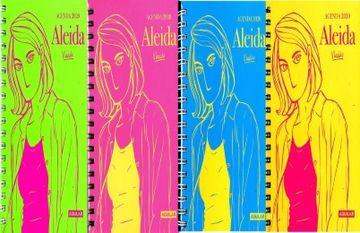 portada Agenda 2020 Aleida (Colores Surtidos)