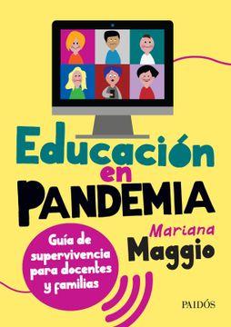 portada Educación En Pandemia