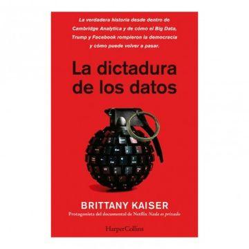 portada La Dictadura de los Datos