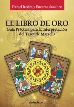 portada El Libro de oro del Tarot de Marsella