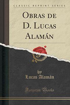 portada Obras de d. Lucas Alamán (Classic Reprint)