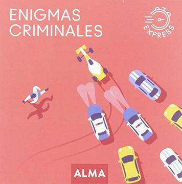 portada Enigmas Criminales Express