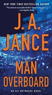 portada Man Overboard: An Ali Reynolds Novel