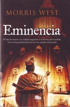 portada Eminencia (B DE BOLSILLO MAXI)