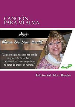 portada Canción Para mi Alma: Editorial Alvi Books