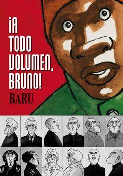 portada A Todo Volumen, Bruno!