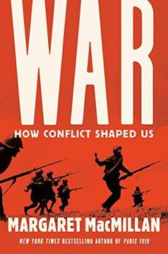 portada War: How Conflict Shaped us