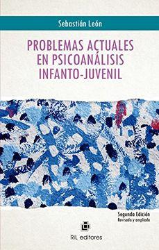 portada Problemas actuales en psicoanálisis infanto-juvenil