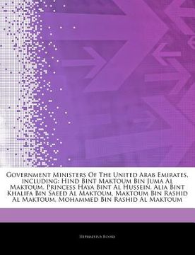 portada articles on government ministers of the united arab emirates, including: hind bint maktoum bin juma al maktoum, princess haya bint al hussein, alia bi