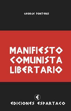 portada Manifiesto Comunista Libertario