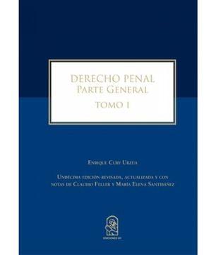 portada Derecho Penal. Parte General. Tomo i