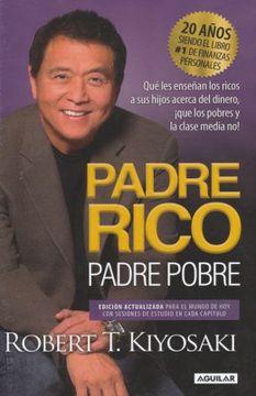 portada Padre Rico Padre Pobre / 3 ed. / pd.