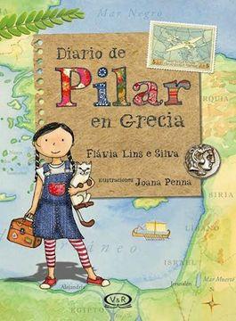 portada Diario de Pilar en Grecia