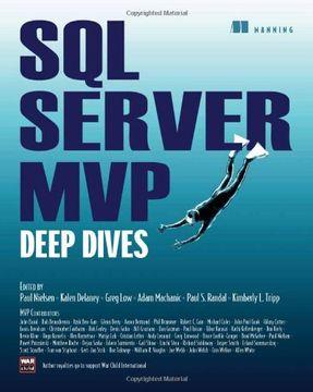 portada Sql Server mvp Deep Dives (libro en Inglés)