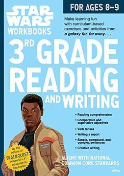portada Star Wars Workbook: 3rd Grade Reading and Writing (Star Wars Workbooks)