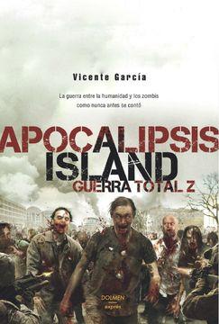 portada Apocalipsis Island Guerra Total z