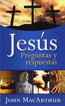 portada Jesus: Preguntas y Respuestas