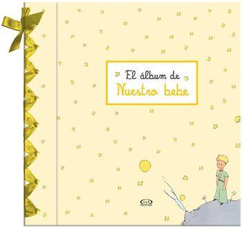 portada El Álbum de Nuestro Bebé el Principito (Td)