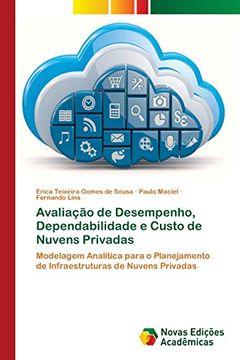 portada Avaliação de Desempenho, Dependabilidade e Custo de Nuvens Privadas