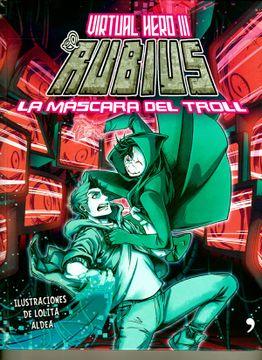 portada Virtual Hero iii el Rubius la Mascara del Troll