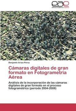 portada Camaras Digitales de Gran Formato En Fotogrametria Aerea