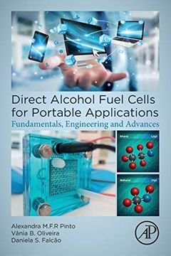 portada Direct Alcohol Fuel Cells for Portable Applications: Fundamentals, Engineering and Advances (libro en Inglés)