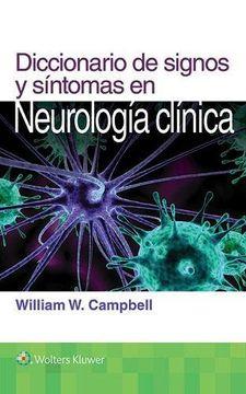 portada Diccionario de Signos y Síntomas en Neurología Clínica
