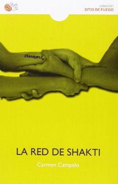 portada La red Shakti (Sitio de Fuego)