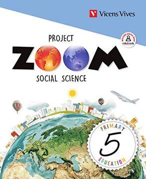 portada Social Science 5 (Zoom) (libro en Inglés)