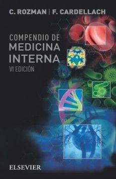 portada Compendio de Medicina Interna