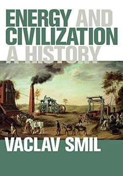 portada Energy and Civilization: A History (The mit Press) (libro en inglés)