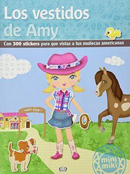 portada Los Vestidos De Amy (Crea Tus Muñecas Americanas)