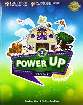 portada Power up Level 1 Pupil's Book (libro en Inglés)