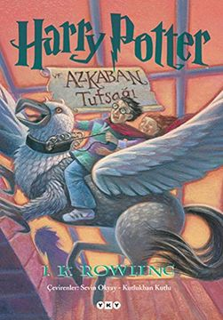 portada Harry Potter 3: Azkaban Tutsagi