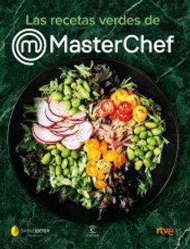 portada Las Recetas Verdes de Masterchef