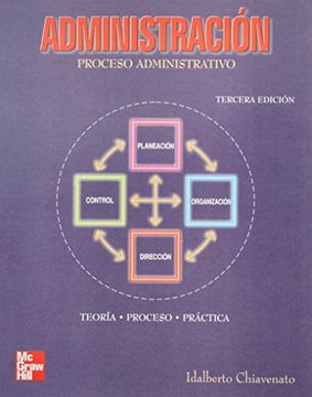 portada Administracion: Proceso Administrativo (3ª ed. )