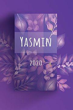 portada Terminkalender 2020: Für Yasmin Personalisierter Taschenkalender und Tagesplaner ca din a5 | 376 Seiten | 1 Seite pro tag | Tagebuch | Wochenplaner (libro en Alemán)