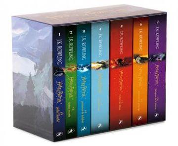portada Pack Harry Potter. La Serie Completa (Bolsillo)