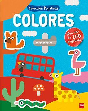 portada Colores (Pegatinas)