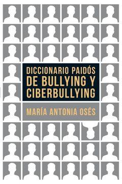 portada Diccionario Paidos de Bullying y Ciberbullying