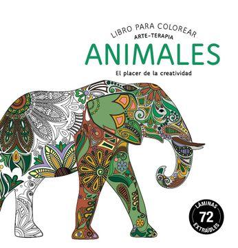 portada Animales (Compactos) (Compactos Arte-Terapia)