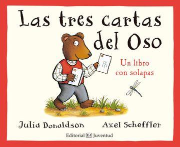 portada Las Tres Cartas del oso (Cuentos del Bosque de la Bellota)